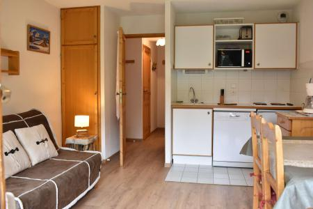 Holiday in mountain resort 2 room apartment 4 people (38) - Résidence Cristal - Méribel