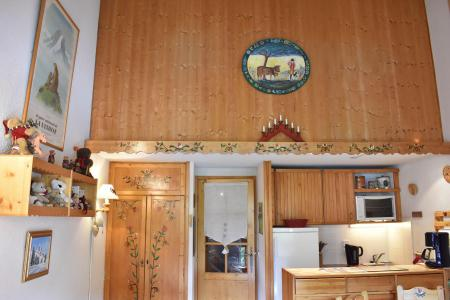 Holiday in mountain resort 3 room duplex apartment 6 people (51) - Résidence Cristal - Méribel