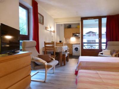 Vacances en montagne Studio coin montagne 4 personnes (1306) - Résidence Cybèle - Brides Les Bains
