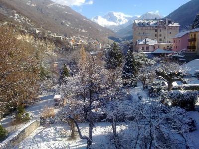 Vacances en montagne Studio coin montagne 4 personnes (3304) - Résidence Cybèle - Brides Les Bains