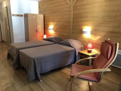 Vacances en montagne Studio coin montagne 4 personnes (2310) - Résidence Cybèle - Brides Les Bains