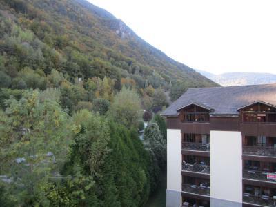 Vacances en montagne Studio coin montagne 4 personnes (1405) - Résidence Cybèle - Brides Les Bains