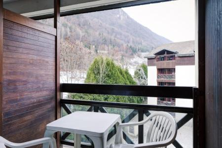 Vacances en montagne Studio coin montagne 4 personnes (1305) - Résidence Cybèle - Brides Les Bains