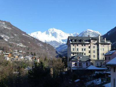 Vacances en montagne Studio coin montagne 4 personnes (3303) - Résidence Cybèle - Brides Les Bains