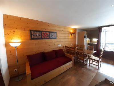 Vacances en montagne Appartement 3 pièces 6 personnes (410) - Résidence Cybèle - Brides Les Bains - Banquette-lit tiroir