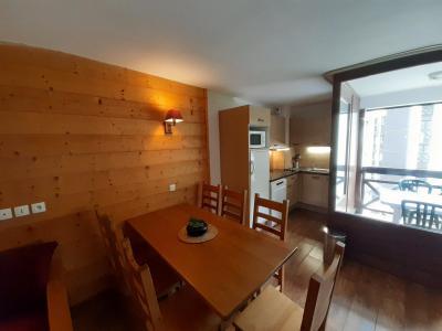 Vacances en montagne Appartement 3 pièces 6 personnes (410) - Résidence Cybèle - Brides Les Bains - Séjour