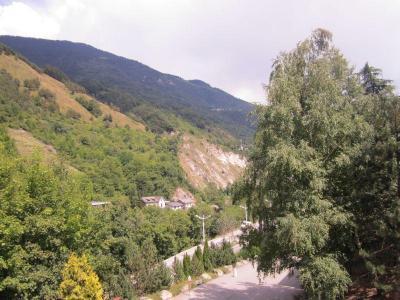 Location au ski Studio coin montagne 4 personnes (211) - Residence Cybele - Brides Les Bains - Extérieur été