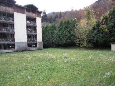 Location au ski Studio coin montagne 4 personnes (219) - Residence Cybele - Brides Les Bains - Extérieur été