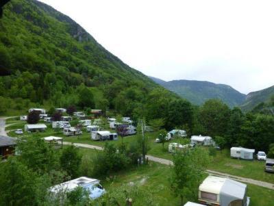 Location au ski Appartement 3 pièces cabine 8 personnes (609) - Residence Cybele - Brides Les Bains - Extérieur été
