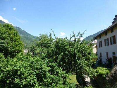 Location au ski Studio coin montagne 4 personnes (3104) - Residence Cybele - Brides Les Bains - Extérieur été