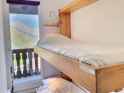 Holiday in mountain resort 2 room apartment 4 people (B1) - Résidence Dahlia - Saint Martin de Belleville - Bedroom
