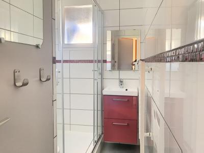 Holiday in mountain resort 2 room apartment 4 people (B1) - Résidence Dahlia - Saint Martin de Belleville - Shower