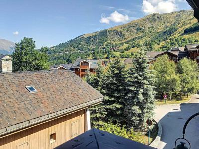 Holiday in mountain resort 2 room apartment 4 people (B1) - Résidence Dahlia - Saint Martin de Belleville - Summer outside