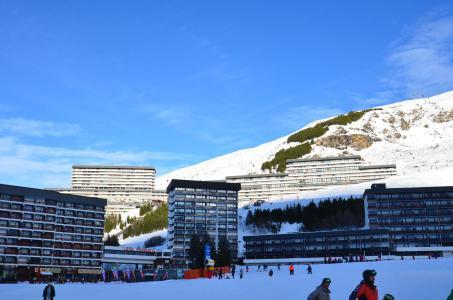 Location au ski Résidence Danchet - Les Menuires - Extérieur été