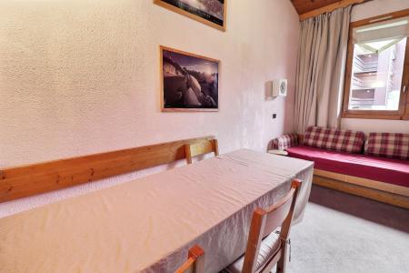 Holiday in mountain resort 2 room mezzanine apartment 5 people (062) - Résidence Dandy - Méribel-Mottaret - Table