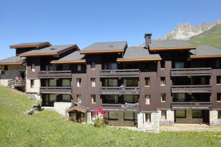 Vacances en montagne Résidence Dandy - Méribel-Mottaret - Extérieur été