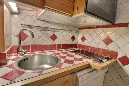 Vacances en montagne Appartement 2 pièces mezzanine 5 personnes (062) - Résidence Dandy - Méribel-Mottaret - Kitchenette