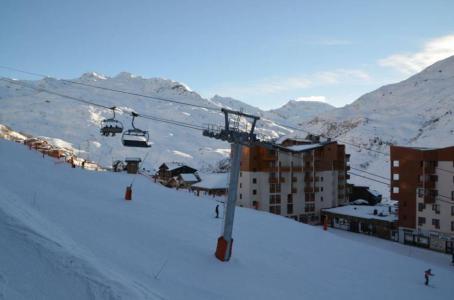 Vacances en montagne Appartement 2 pièces 4 personnes (326) - Résidence de Boedette - Les Menuires