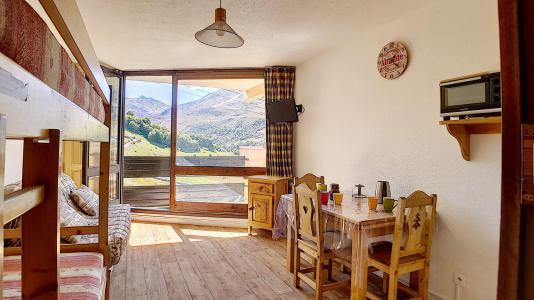 Vacances en montagne Studio 3 personnes (617) - Résidence de Caron - Les Menuires