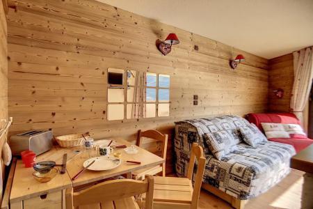 Vacances en montagne Studio 3 personnes (311) - Résidence de Caron - Les Menuires