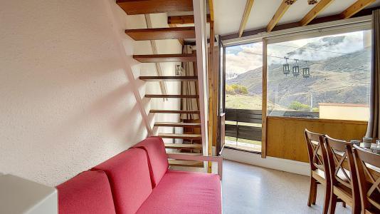 Vacances en montagne Appartement duplex 2 pièces 6 personnes (0107) - Résidence de Caron - Les Menuires