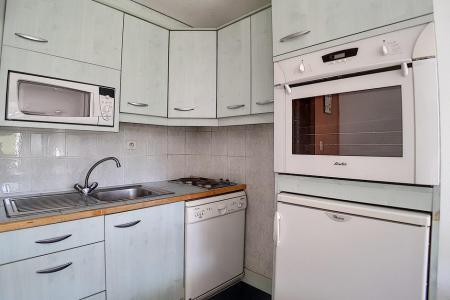 Vacances en montagne Appartement 2 pièces 6 personnes (312) - Résidence de Caron - Les Menuires - Baignoire
