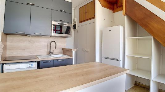 Vacances en montagne Appartement 3 pièces cabine 8 personnes (702) - Résidence de Caron - Les Menuires - Baignoire