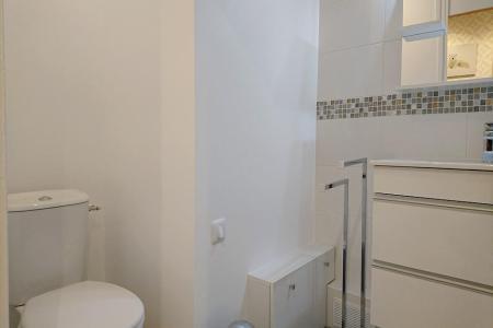 Vacances en montagne Appartement 3 pièces mezzanine 8 personnes (0109) - Résidence de Caron - Les Menuires - Wc