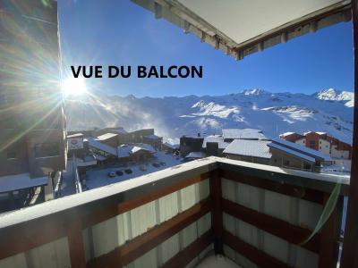 Location au ski Studio cabine 4 personnes (619) - Residence De L'altineige - Val Thorens - Extérieur été
