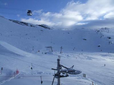 Vacances en montagne Studio 3 personnes (616) - Résidence de l'Olympic - Val Thorens