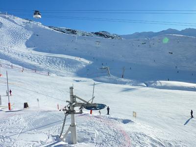 Vacances en montagne Studio 2 personnes (625) - Résidence de l'Olympic - Val Thorens