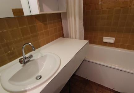 Vacances en montagne Appartement 2 pièces 4 personnes (818) - Résidence de l'Olympic - Val Thorens - Plan