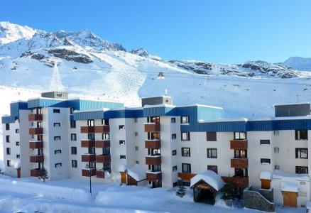 Vacances en montagne Appartement 2 pièces 4 personnes (314) - Résidence de l'Olympic - Val Thorens
