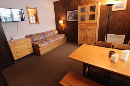 Vakantie in de bergen Appartement 2 kamers 4 personen (818) - Résidence de l'Olympic - Val Thorens - 1 persoons bed