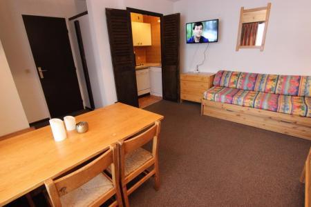 Vakantie in de bergen Appartement 2 kamers 4 personen (818) - Résidence de l'Olympic - Val Thorens - Woonkamer