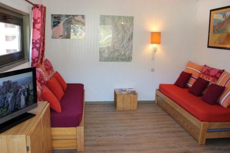 Vacances en montagne Appartement 2 pièces 5 personnes (401) - Résidence de l'Olympic - Val Thorens - Canapé