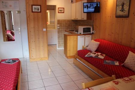 Vacances en montagne Studio 2 personnes (625) - Résidence de l'Olympic - Val Thorens - Logement