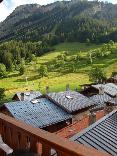 Rent in ski resort 2 room mezzanine apartment 4 people (56) - Résidence de la Vanoise - Pralognan-la-Vanoise - Summer outside
