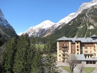 Rent in ski resort Studio 2 people (54BIS) - Résidence de la Vanoise - Pralognan-la-Vanoise - Summer outside
