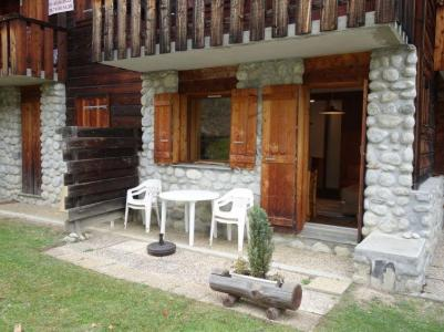 Rent in ski resort 1 room apartment 4 people (2) - Résidence de Pierre Plate - Saint Gervais - Summer outside