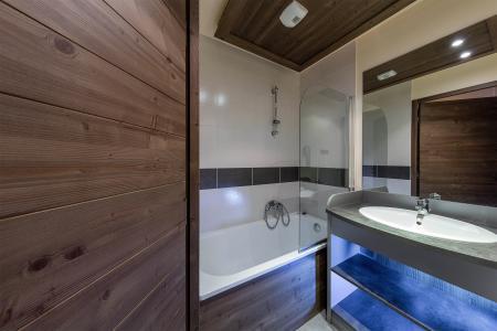 Holiday in mountain resort Résidence Deneb - Risoul - Bathroom