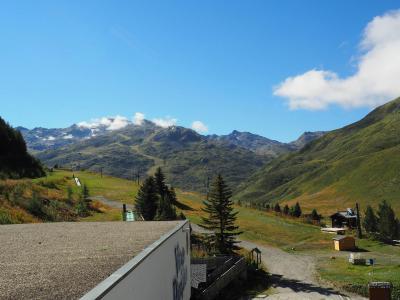 Location au ski Appartement 3 pièces 8 personnes - Résidence des Dorons - Les Menuires - Extérieur été