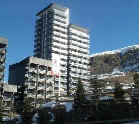 Location au ski Residence Des Dorons - Les Menuires - Extérieur été