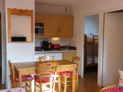 Summer accommodation Résidence des Gentianes