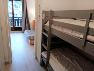 Vacances en montagne Studio coin montagne 4 personnes (C93) - Résidence des Gentianes - Châtel - Chambre