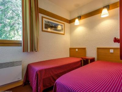 Holiday in mountain resort 2 room apartment 4 people (710) - Résidence Digitale - La Plagne - Accommodation