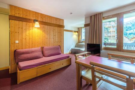 Holiday in mountain resort 2 room apartment 5 people (722) - Résidence Digitale - La Plagne - Accommodation