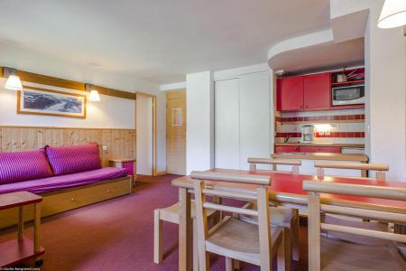 Holiday in mountain resort 2 room apartment 5 people (733) - Résidence Digitale - La Plagne - Accommodation