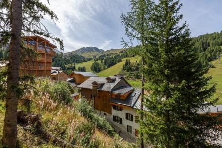 Holiday in mountain resort 2 room apartment 5 people (722) - Résidence Digitale - La Plagne