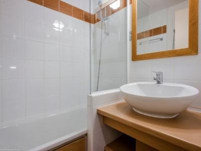 Holiday in mountain resort Studio 4 people (743) - Résidence Digitale - La Plagne - Accommodation